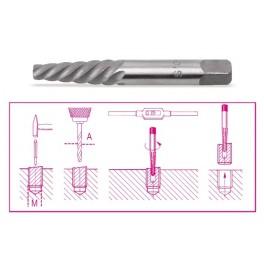 Screw extractors for broken screws 1430/...