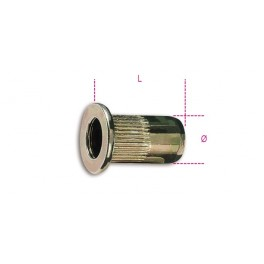 Threaded steel rivets for hand riveter 1742-1742A 1742R-A/M...