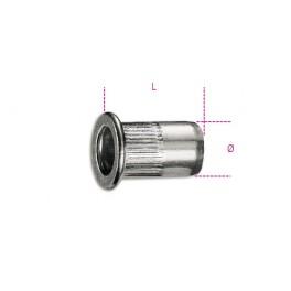 Threaded aluminium rivets 1742R-AL/M...