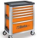 Drawer tool box and tool trolleys beta