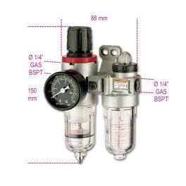 Separatore di condensa ad aria compressa con lubrificatore economico 1919FE1/4