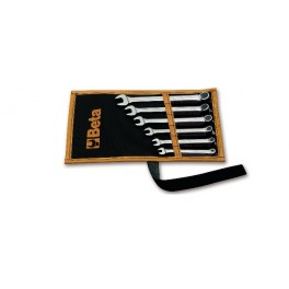 Set of combination wrenches Beta Tools