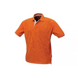 Three-button polo shirt 7546O