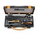Socket wrench set 1/4 Beta Tools