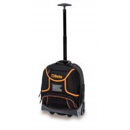 Backpack Tool technical fabric with wheels Beta C6T - 2106