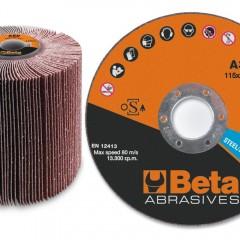 Abrasivi Beta - vendita online dischi e carta abrasiva a prezzi vantaggiosi - qualità Abrabeta
