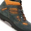 Trekking safety shoes