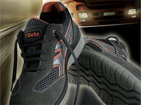 Safety footwear Beta